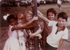 Ruby Bridges With Her Friends Ruby Bridges 1960 Ruby