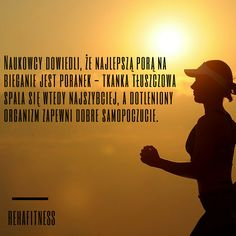 biegaj rano!