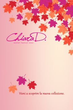 New Collection on www.chiarad.it