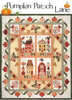 Pumpkin Patch Lane Block a Month Starts June!