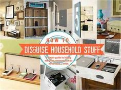 How to Hide Household Eyesores + Clutter | eBay