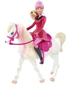 Mattel Barbie Barbie RC Train and Ride Horse. Barbie and Her Sisters in a Pony Tale Train and Ride Horse Playset . Mattel Barbie, Barbie Pony, Barbie Horse, New Barbie Dolls, Barbie And Ken, Barbie Clothes, Barbie Fashionista, Toys R Us, Barbie And Her Sisters