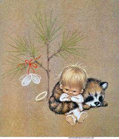 Los pequeños pensamientos de navidad, Ruth Morehead, material uso escolar, ilustraciones de navidad Continue leyendo
