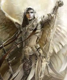 33 Ideas for photography fantasy warrior Archangels, Archangel Metatron, Fantasy Art, Fantasy Warrior, Angel Warrior, Art, Fantasy Art Warrior, Archangel Tattoo, Angel Art