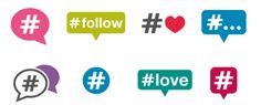 #Hashtags: ¿cómo debo usarlos en cada red social?