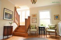 An Eclectic Living + Dining Room  - Nicole Lanteri - Interior Decorator