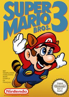 Shop for Super Mario Bros 3 Nintendo Nes. Starting from Choose from the 3 best options & compare live & historic console video game prices. Super Mario Bros, Super Mario Brothers, Mario Bros 3, Mario And Luigi, Wii U, Deco Gamer, Video Vintage, Original Nintendo, Mario Bros