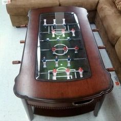 By gamers.anchor: #foosball coffee table  #gaming #gamers #gamingsetup…