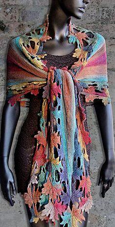 Вязаная мода: реальность и фантазии - Ярмарка Мастеров - ручная работа, handmade