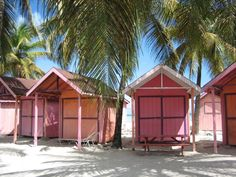 Small Caribbean Style Shack That Includes 2 Dressing Rooms Outdoor Potty Built So When Kids