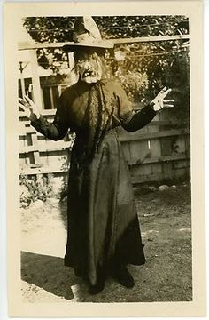 Vintage Halloween Photos