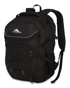 67b0d19ed29 High Sierra Haywire Backpack - Mens Black Backpack, Men, Backpacks, Backpack  Bags,