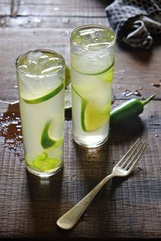 Jalapeño Ginger Lime