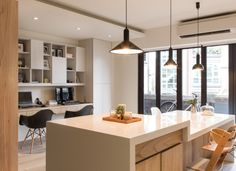Urban kitchen inspiration - lighting