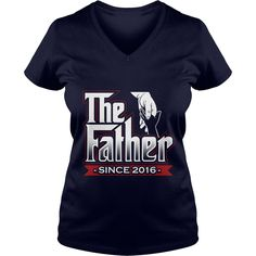 Funny Vintage Tshirt for The Father Since 2016 Fathers Day  #gift #ideas #Popular #Everything #Videos #Shop #Animals #pets #Architecture #Art #Cars #motorcycles #Celebrities #DIY #crafts #Design #Education #Entertainment #Food #drink #Gardening #Geek #Hair #beauty #Health #fitness #History #Holidays #events #Home decor #Humor #Illustrations #posters #Kids #parenting #Men #Outdoors #Photography #Products #Quotes #Science #nature #Sports #Tattoos #Technology #Travel #Weddings #Women