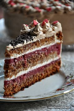 Ljubavna torta by -Violet-Love- — Coolinarika
