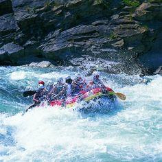 Spain - Pyrenees, water sports