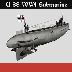 Naval warfare is another advance in warfare in WW1. Many submarines were being made and they became a serious weapon of the war.