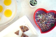 Superfood Party at Beaming LA + Protein Açaí Bowl Recipe | Breakfast Criminals