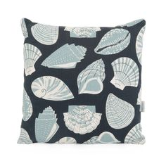 Heal's Limited Edition Shells Cushion by Rosie Moss