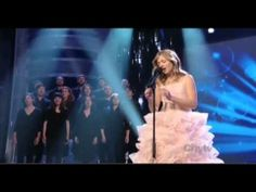 Jackie Evancho singing Angel on Canadas Got Talent