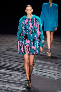J Mendel S/S 15 RTW - NY Fashion Week NYFW