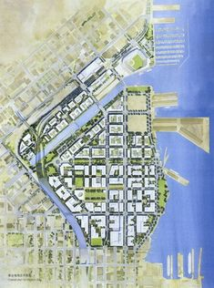 Mission Bay san Francisco Masterplan