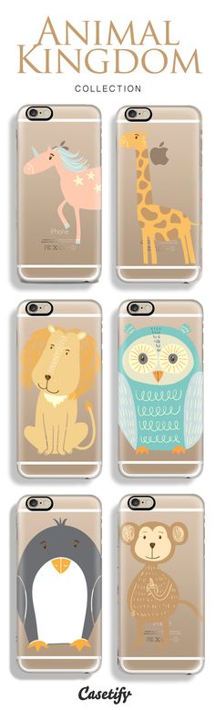 From Unicorns to Penguins. We have them all! Join the party and shop our Animal Kingdom designs by PetitGriffin now! Ipod Cases, Cell Phone Cases, Diy Phone Case, Phone Covers, Cute Cases, Iphone 5s, Gadgets, Giraffes, Unicorns