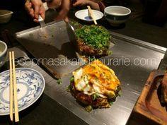 Okonimiyaki omelete ala jepang Hachiko, Omelet, Baked Potato, Cauliflower, Potatoes, Baking, Vegetables, Ethnic Recipes, Food
