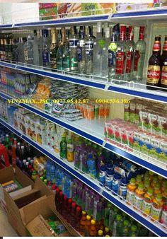 Vinamax lắp đặt trọn gói siêu thị mini và các cửa hàng tự chọn trên địa bàn quận Đống Đa - Hà Nội