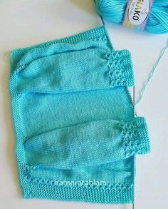 Discover thousands of images about Best 10 – Page 450008187763933966 – SkillOfKing. Knitting Machine Patterns, Easy Knitting Patterns, Crochet Stitches Patterns, Knitting For Kids, Baby Patterns, Knitting Yarn, Free Knitting, Baby Knitting, Knitted Baby Clothes