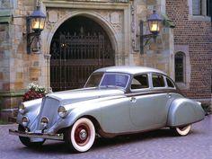 1933 Pierce-Arrow Silver