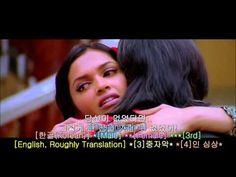 나가수3 P3- 인연(因緣, Fate)-효린(Hyorin) Lyrics Ver.+Bollywood MV(뮤비) [CRAMV-055...