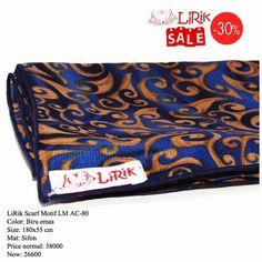 Galeri LiRik: LiRik On Sale Up To 40%!!