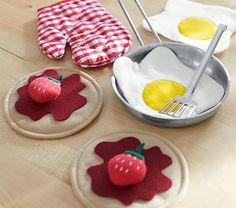 Soft Breakfast Set #pbkids