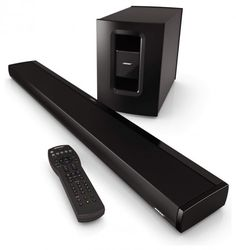 Bose cineMate - wireless home theater system