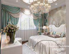 Дизайн квартиры в классическом стиле с белой мебелью на Профсоюзной - фото