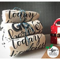 Cute house #accessories Today go before #today from @typeandtreats #handmadefont