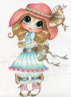 Gypsy Rose Tea Fine Art Print-