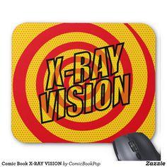 Comic Book X-RAY VISION