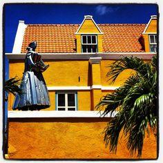 Nice piece of art. Scharloo, Willemstad Curacao