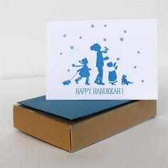 Happy Hannukah Cards