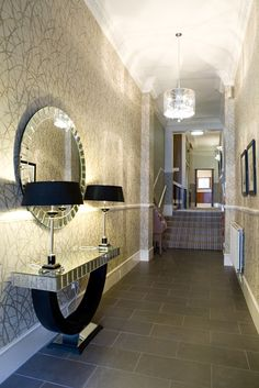 Frederick House Hotel, Edinburgh, Scotland. Now, newly refurbished. Time to revisit?