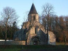 eglise romane Saint Symphorien de Broue. Poitou-Charentes
