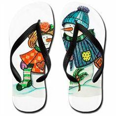 #Artsmith Inc             #ApparelFootwear          #Kid's #Flip #Flops #(Sandals) #Christmas #Snow #Couple #Snow                 Kid's Flip Flops (Sandals) Christmas Snow Couple Snow Men                                               http://www.snaproduct.com/product.aspx?PID=7755882