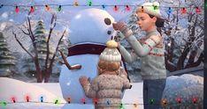Rin-Anj Shovel, Winter Collection, Sims 4, Snowman, Poses, Hats, Figure Poses, Dustpan, Hat