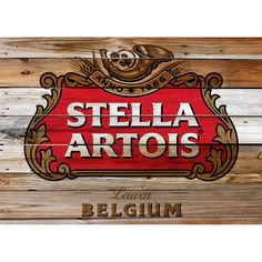 Quadro Cerveja Stella Artois - beerstuff