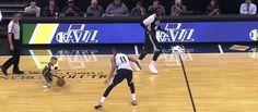 Este niño de 5 años juega con un partido con Utah Jazz de la NBA por un motivo muy especial - http://viral.red/este-nino-de-5-anos-juega-con-un-partido-con-utah-jazz-de-la-nba-por-un-motivo-muy-especial/