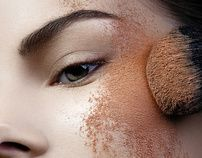 Ознакомьтесь с этим проектом @Behance: «Dust of beauty» https://www.behance.net/gallery/1913879/Dust-of-beauty