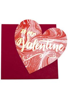 Say happy Valentine's day in style with this gorgeous card www.mooreaseal.com